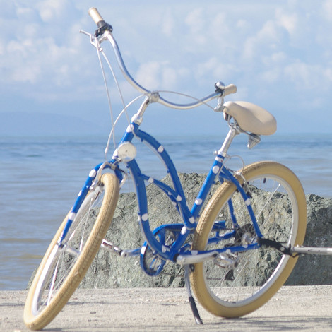 COASTER BEACH BIKE (Brand Arcades France